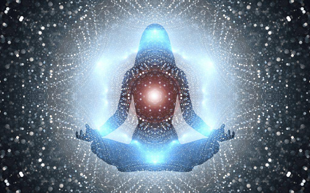 get into meditative trance