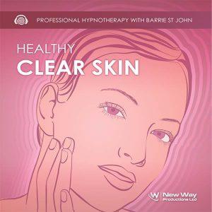 healthy clear skin