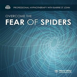 overcome fear of spiders mp3