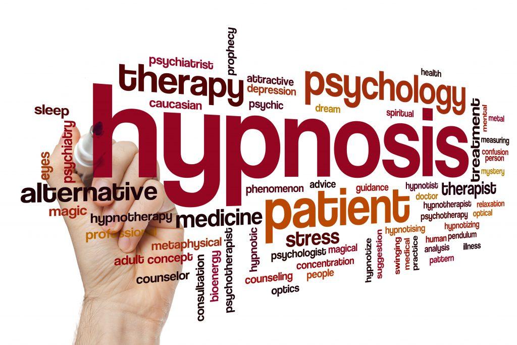 self hypnosis script