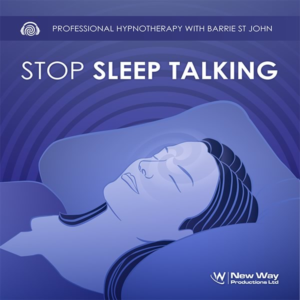 stop sleep talking mp3